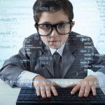 programista-dziecko